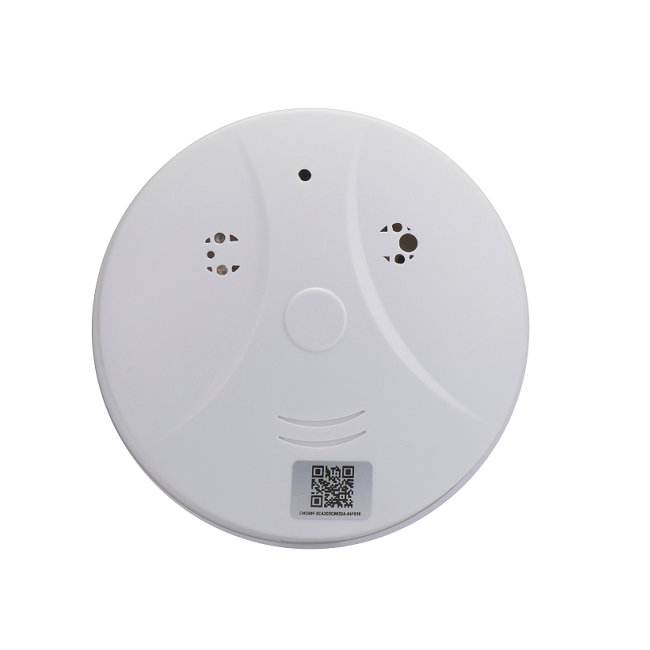 Smoke detector Wireless IP Camera