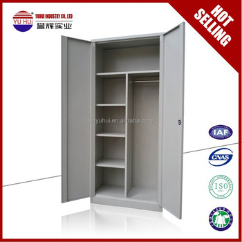 Metal Storage Almirah With Inside Doors And Shelves Steel Godrej