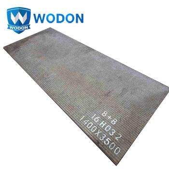 Composite Wear Plate Wear Resistant Steel Plate Wear Plate For Bucket - Buy  Composite Wear Plates,Wear Resistant Steel Plates,Wear Plates For Buckets