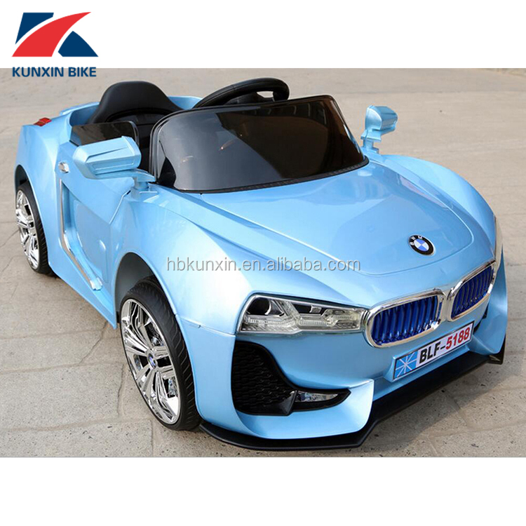 2017 Newest 2.4G MP3 Electrical Car For Kids, Battery Operated Cars Vehicles For Children