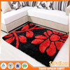 Factory Price Shaggy Rugs and Carpets with Chinese Silk