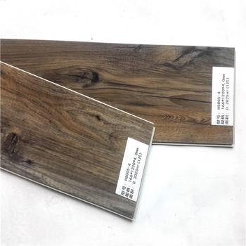 Uv Coating And Indoor Usage Luxury Pvc Vinyl Plank Embossed Texture - Anti slip coating for vinyl flooring