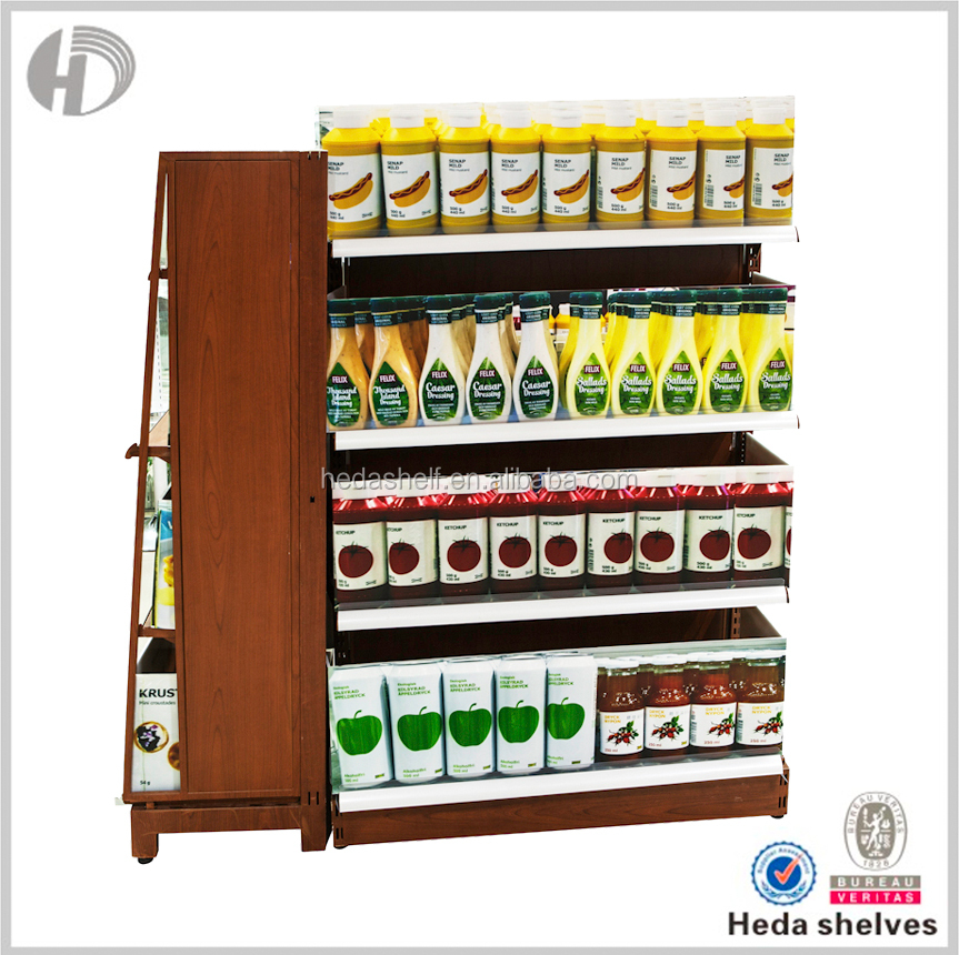 High quality low cost for store displays used,store shelves,retail display rack
