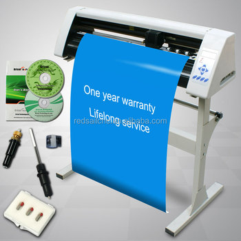 Redsail cutting plotter rs720c usb