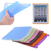 Slim Fit Smart Cover Workable TPU Skin case for apple iPad 2 3 4