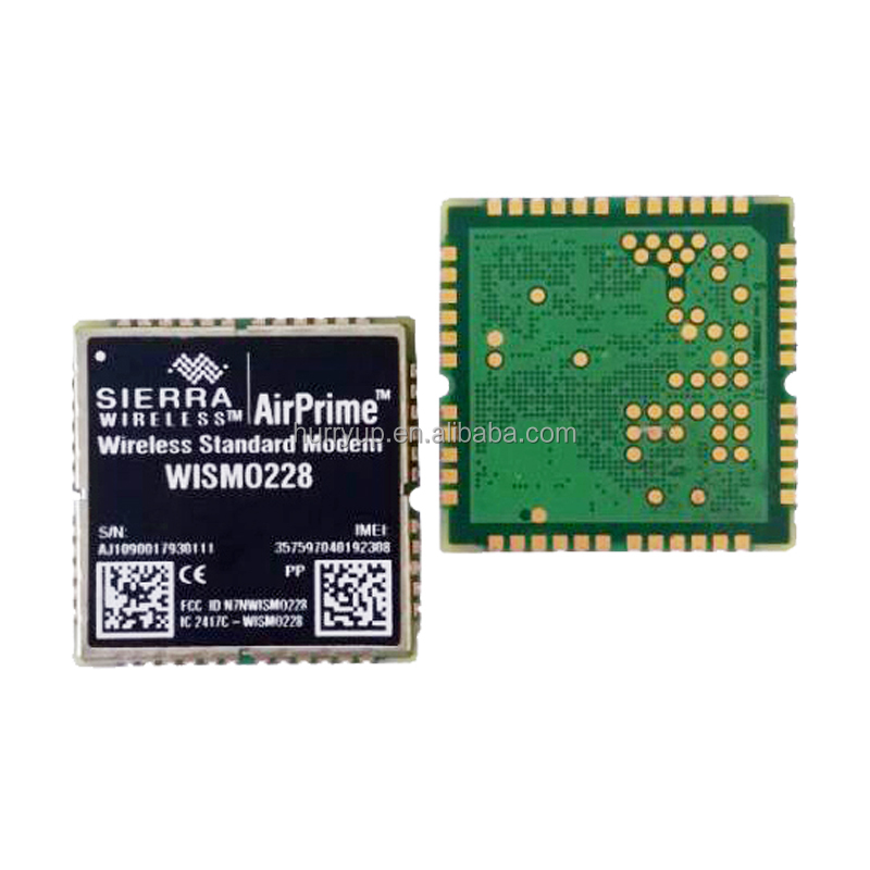 Sierra Wireless AirPrime WISMO228 Quad-band GSM/GPRS module