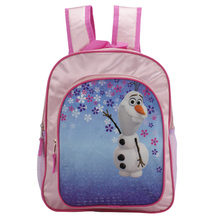 kindergarten nursery frozen school bag kids school backpack wholesale Customized