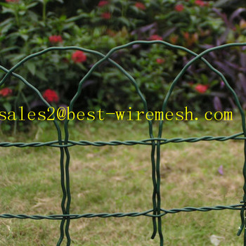 Fence Decorative Woven Wire Fencing