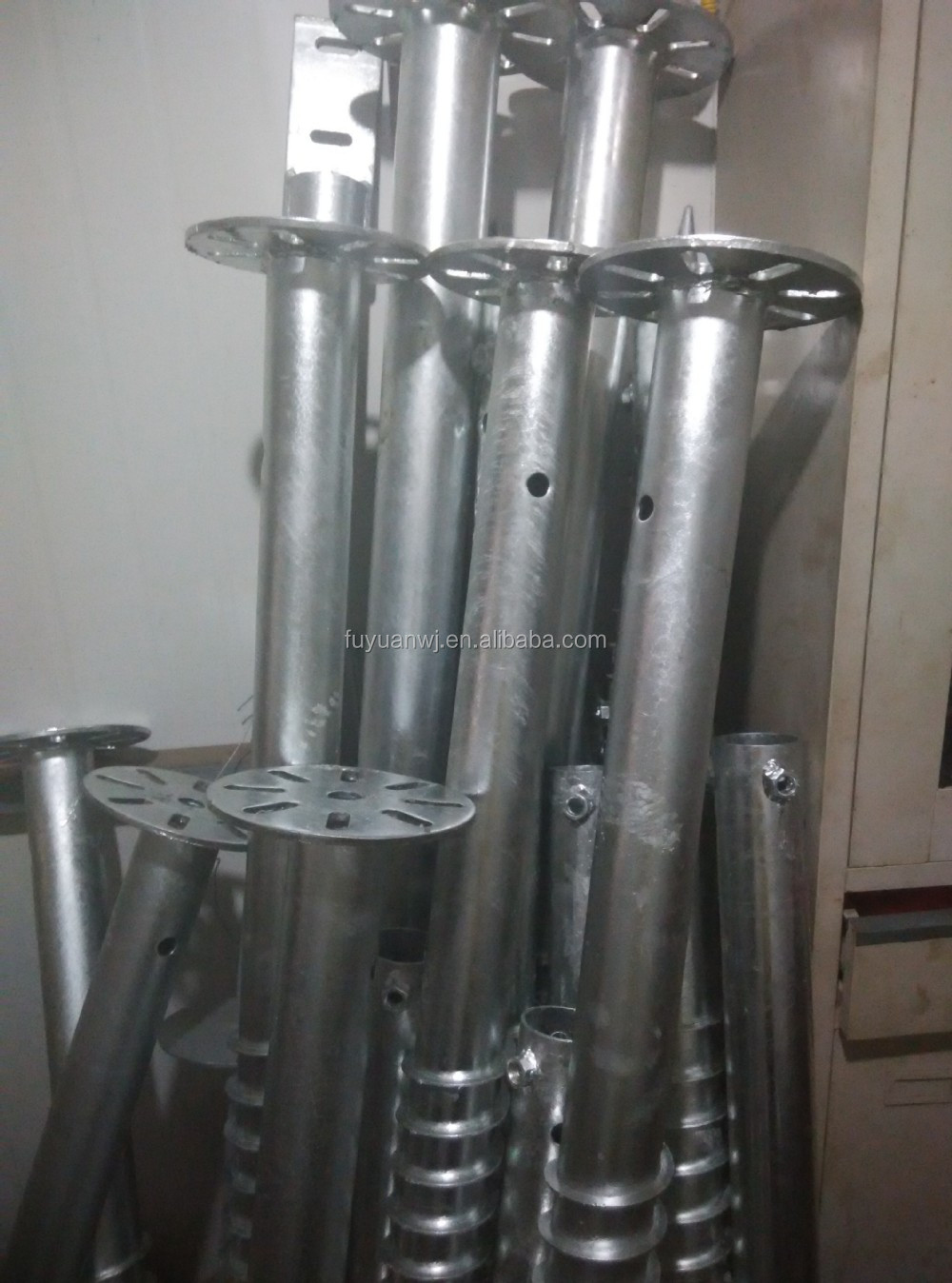 Metal Galvanized Krinner Ground Screws/ground Anchors/ Ground Pegs ...
