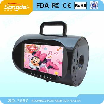 portable boombox dvd with tv and usb dvd tv boombox portable boombox dvd player buy tv dvd. Black Bedroom Furniture Sets. Home Design Ideas