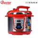 Electric 5L Stainless Steel Pressure Rice Cooker For Kitchen Appliance
