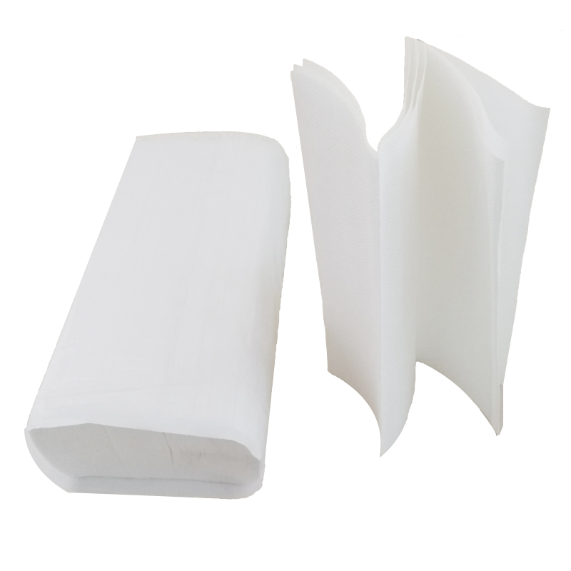 250sheets Multifold hand towel paper unbleached