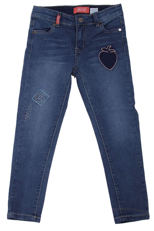 1a83178e20332 Get Quotations · 7H103(S) - Girls' Stretch 5 Pockets Premium Skinny Jeans