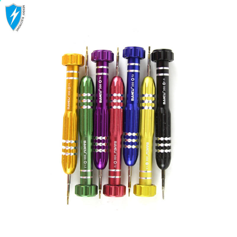 PH2 screwdriver bit/ flat screwdriver function/ torx screwdriver
