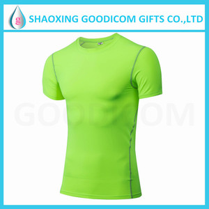 Sport new pattern t-shirts polyester wholesale blank t-shirts