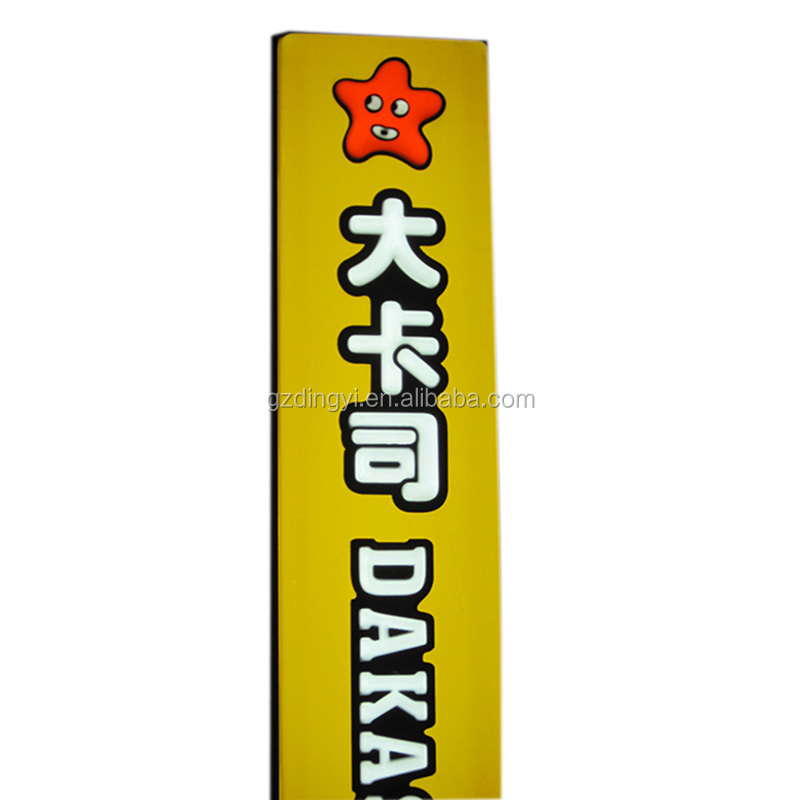 manufacturer customized led acrylic signs illuminated outdoor signage board led advertising board for shops