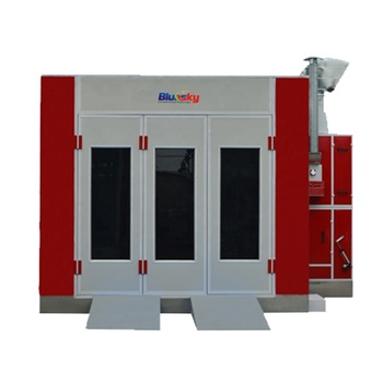 High quality paint booth/portable spray booth/automotive spraybooth