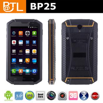 BATL BP25 Quad Core OGS Screen Rugged Waterproof Flip Phones T Mobile Rugged  Phone 2015 Rugged