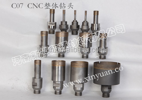 Diamond Tools Used in CNC Machine/CNC Diamond Drilling & Milling Tools Factory Price for Sale