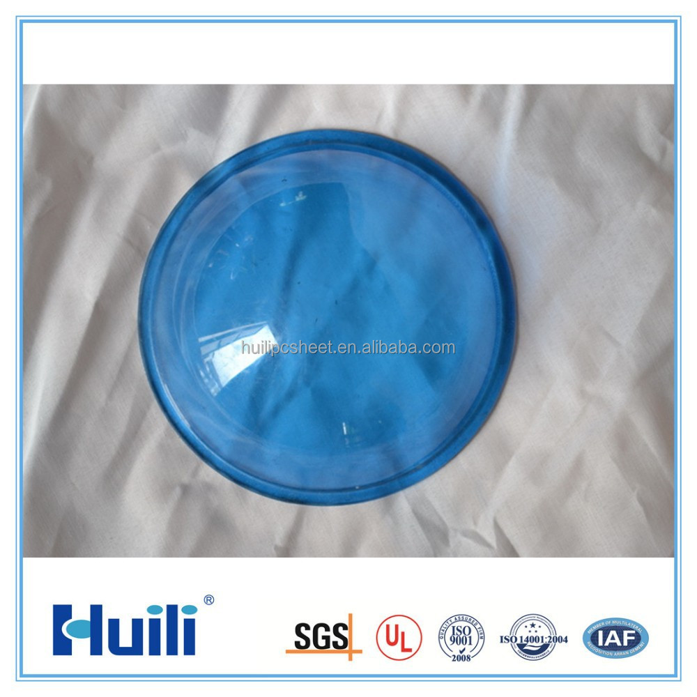 PC clear round-dome skylight roof sheet, Diameter 100cm,1pcs,polycarbonate dome skyligt,PC dome skylight