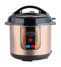 6L /5L12-in-1 Programmable Electric Multi-Functional Pressure Cooker with 25 Built-In Smart Programs