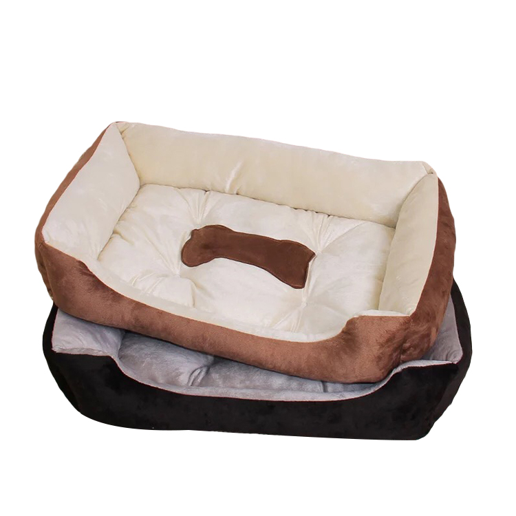 2017 china beige grey pet supplies traveling mat bed