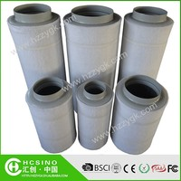 Hydroponic Indoor Grow System activated Carbon fiber Air Filter