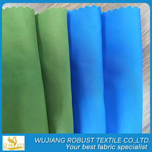 Anti static peach feeling75D 320T woven 100% polyester memory fabric for suit