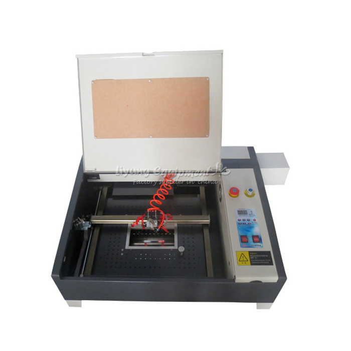 CO2 laser engraver LY 4040 50W