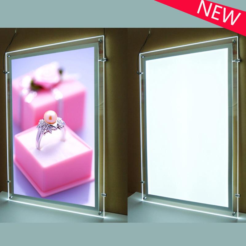 b1 mur mont publicit cadre photo cadre photo acrylique cadre led bo te lumi re caissons. Black Bedroom Furniture Sets. Home Design Ideas