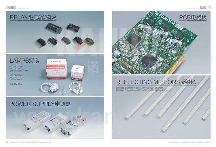 144h0022c Electrode Assy For Fuji 350  370 Fuji Frontier