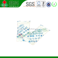 Super Dry Moisture Absorber Food Grade Silica Gel Desiccant Bags/High Quality Silica Gel