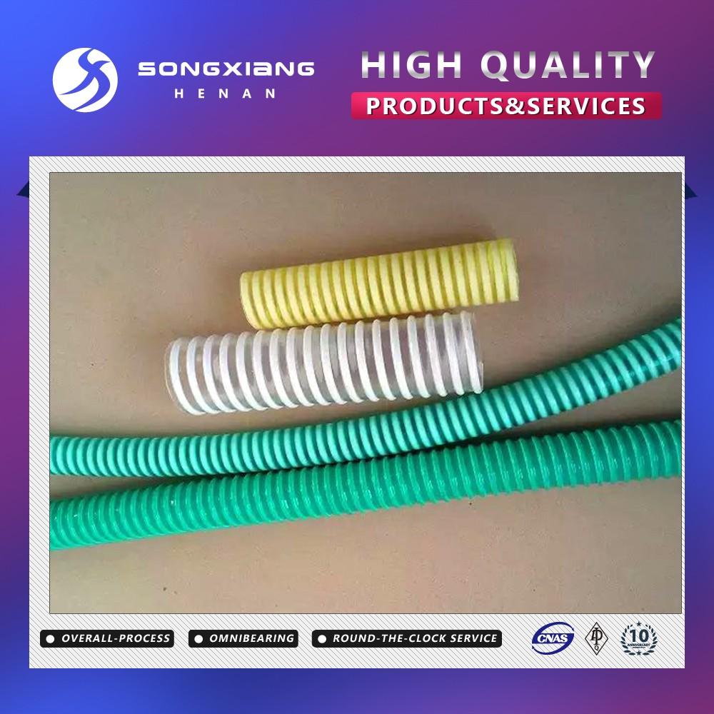 60mm di diametro tubo trasparente di plastica dura tubo di