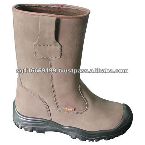 9977T Safety OSP Boot Leather Nubuck Waterproof wfqRqO7