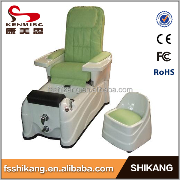 Favourable Price New Design Nail Spa Pedicure Massage Chair with Foot roller
