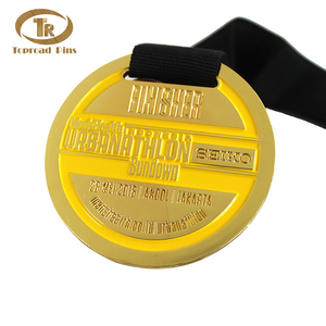 Wholesale cheap school award trophies component custom trophy medal