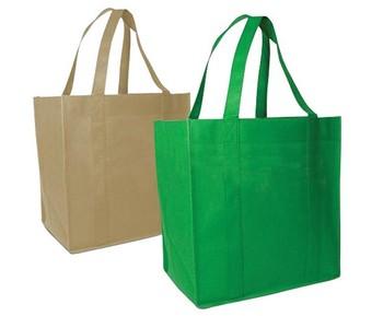 Durable Non Woven Tote Bag Fabric Polypropylene