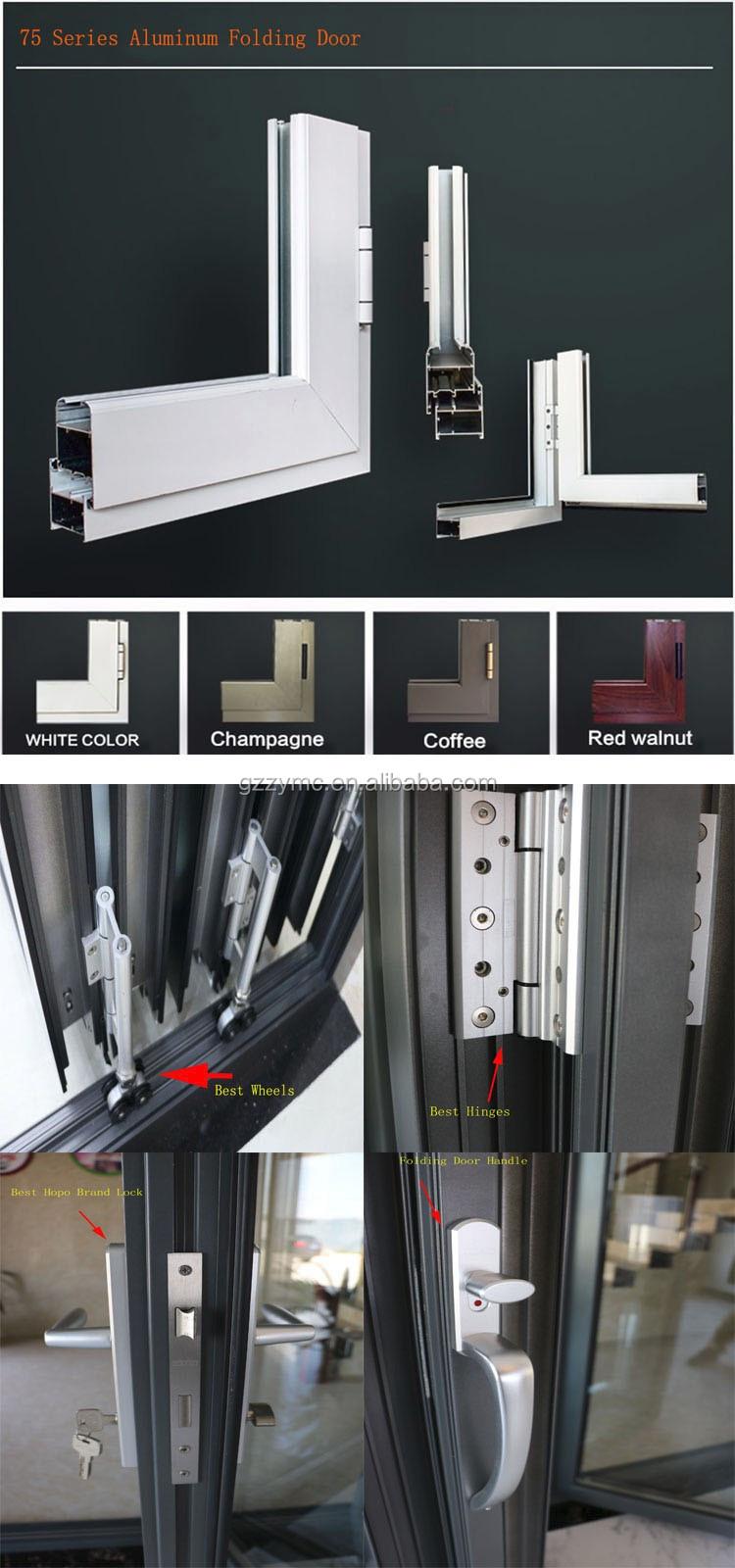 Images of Aluminium Folding Door Factory - Losro.com