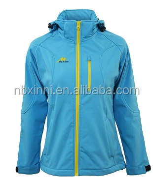 zip Sports loose super poly fabric coat