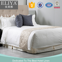 China hotel bed sheet set golden supplier,1000 thread count egyptian cotton hotel bed sheets for hotels 80