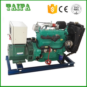 Practical and convenient 20kw biogas genset
