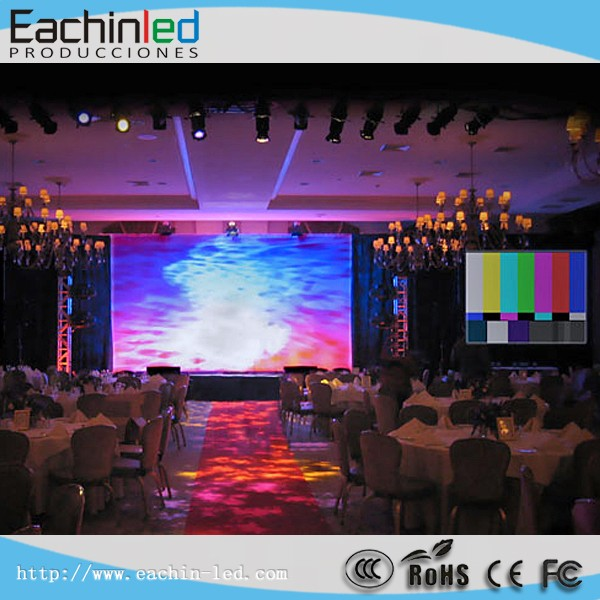 P3.91 500*500mm High Refresh Indoor LED Display For Rental Events In Stock