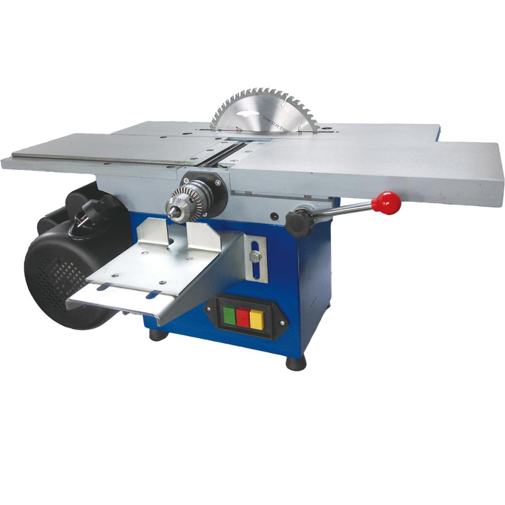portable table multi functional combined woodworking machine/portable planer/portable jointer