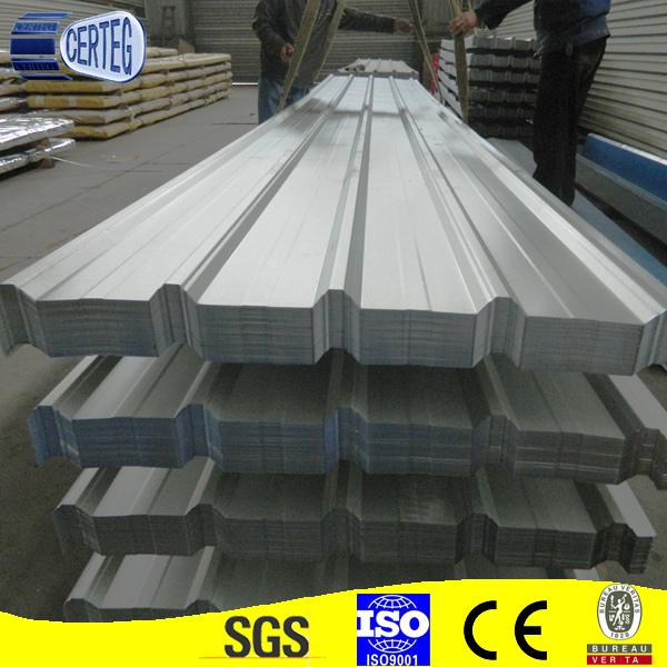 0 45 Mm Thick Aluminum Zinc Roofing Sheet Metal Roof Buy