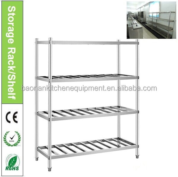 Restaurant Kitchen Shelving restaurant kitchen stainless steel shelves, restaurant kitchen