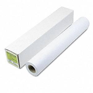 """HP Q1396A Designjet Universal Bond Paper, 21 lbs., 4.2 mil, 24"""" x150 ft., White"""