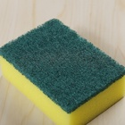 High quality kitchen dishes washing cleaning sponge scouring pad