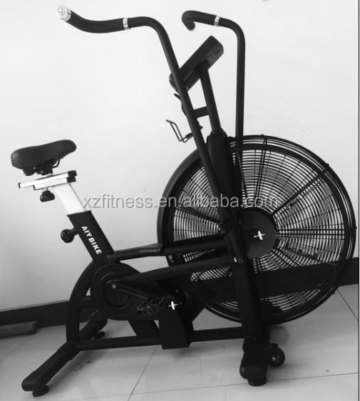 New Arrival with Bluetooth function Assault Air Bike/exercise Training Air bike