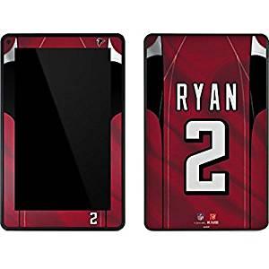NFL Atlanta Falcons Kindle Fire Skin - Matt Ryan - Atlanta Falcons Vinyl Decal Skin For Your Kindle Fire
