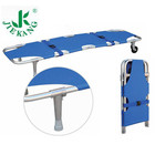 Jiekang New Well Designed Portable Aluminum Alloy Collapsible A Medical Stretcher